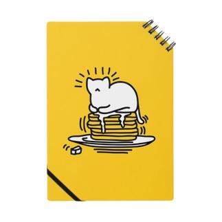 パンケーキネコ ノート