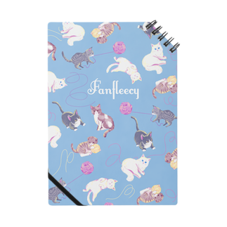 Fanfleecyのmeow meow(blue) Notes
