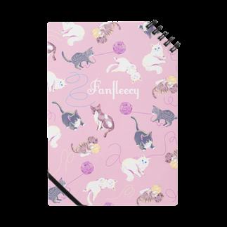 Fanfleecyのmeow meow(pink) Notes