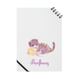 meow meow(scottish fold) ノート