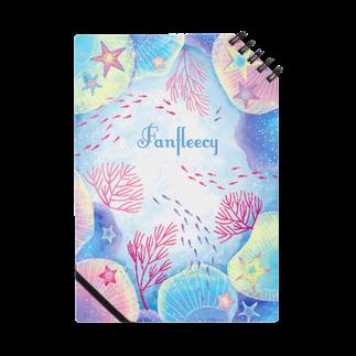 Fanfleecyのmarine Notes