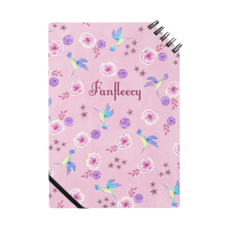 FanfleecyのHumming bird ノート
