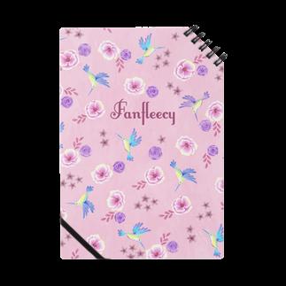 FanfleecyのHumming bird Notes