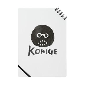 gokenncyou_1231の黒髭ロゴ Notes
