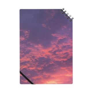 夕焼けシリーズ Notes
