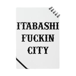 ITBS fuckin city Notes