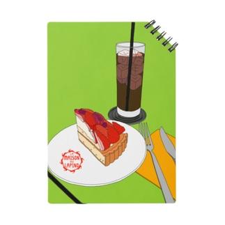 いちごケーキで3時のおやつ Notes
