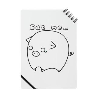 まるまるシリーズ…ブタ Notes