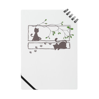 ヤドリギと猫 Notes