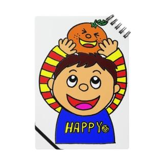 HAPPY BOY ノート