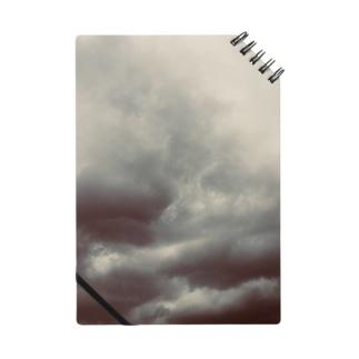 ドンヨリ雲 Notes