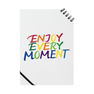 ENJOY EVERY MOMENT Notes