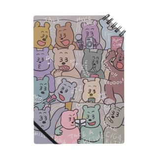 KAZUHIROSHOPのmanner bear Notes
