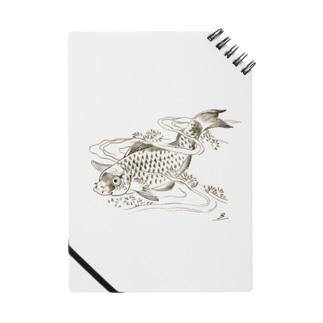 Poisson dans une vague.:波の中の魚。(b14506646) Notes