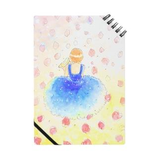 blue dress のーと*  Notes