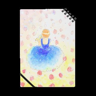 倉田姉妹店のblue dress のーと*  ノート