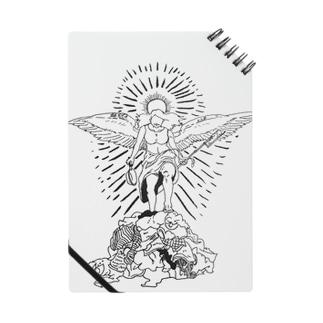 大天使の逆鱗 ノート