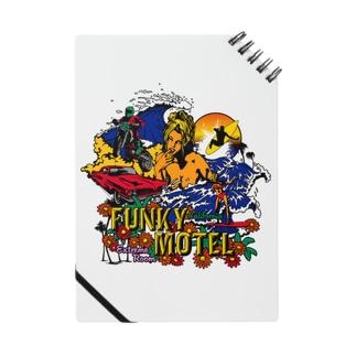 FUNKY MOTEL ノート