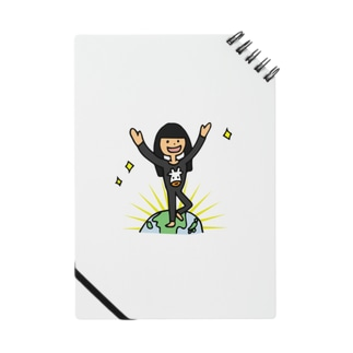 【ウシ子さん】とうちゃく Notes
