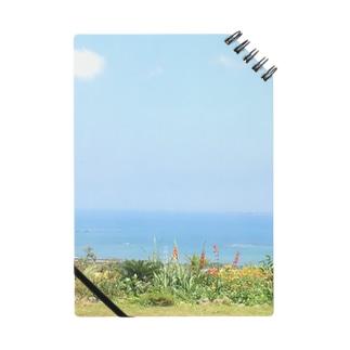 沖縄の海 ノート