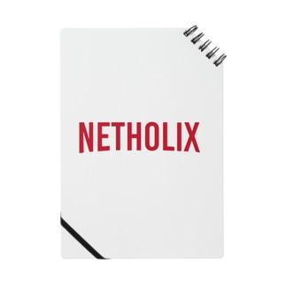 NETHOLIX(ネット中毒 赤 Notes