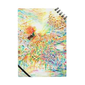 絵描き-國重 奈穂-3 Notes