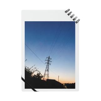 夕方→夜 Notes