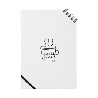 Coffee Lovaz グッズ Notes