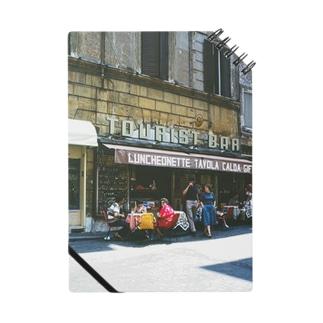 イタリア:ローマの街の軽食堂 Italy: Tourist Bar in Roma (Rome) Notes