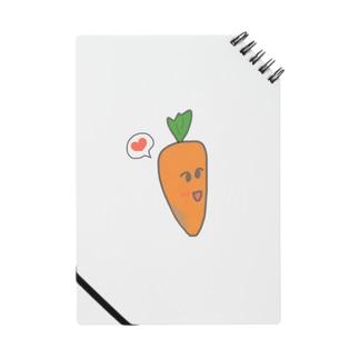恋するにんじん Notes