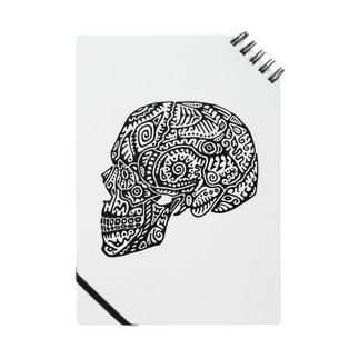 髑髏 Notes