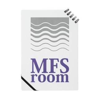 MFS room 3周年記念グッズ ノート