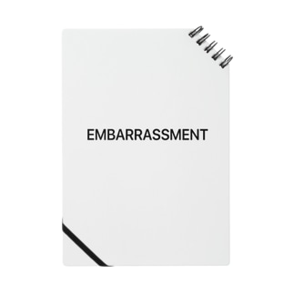 EMBARRASSMENT Notes