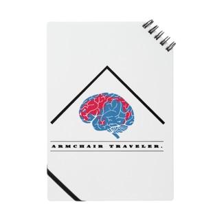 脳内世界旅行 - armchair traveler - Notes