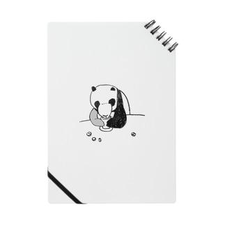 パンダさん ノート