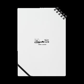 絵本はパンクのタブとルサ 漂流編  Notes