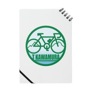 パ紋No.3300 T KAWAMURA ノート
