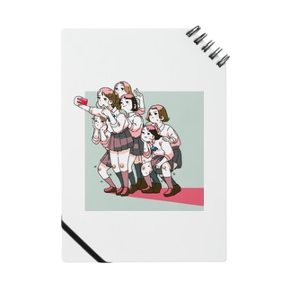 多人数の自撮り Notes