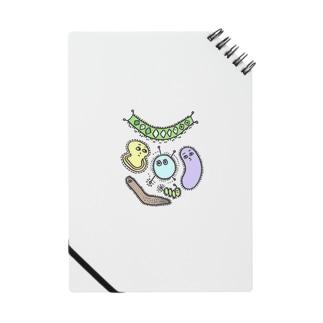 モリさんのプランクトン Notes