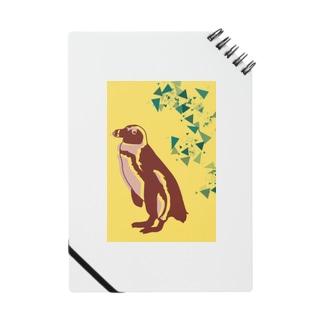からし色ケープペンギン Notes