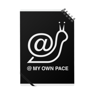 @ MY OWN PACEの@ MY OWN PACE Notes