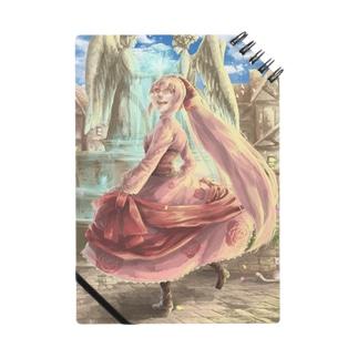 【Sexia:Lerea memory】フェイシアの噴水広場にて シリーズ ノート
