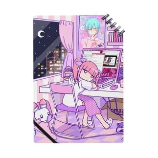 夜更かし ノート