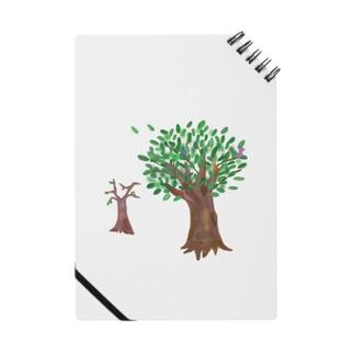 ことわざシリーズ「寄らば大樹の陰」 Notes