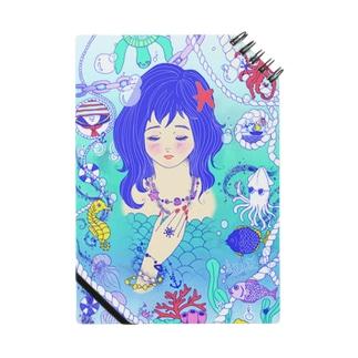 海の中の女の子 Notes