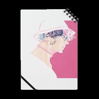 フルカワタスクのピンクと男の子 Notes
