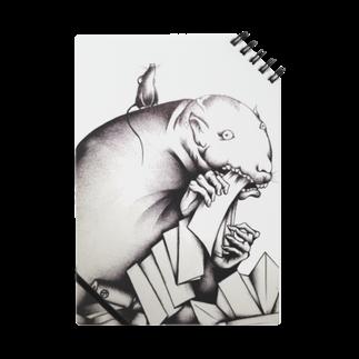 MAYUGENEKOpresentsの鉄鼠 Notes