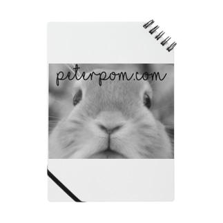 PETERPOM.STORE / ぴーたーぽん.storeのTwilight PETER たそがれピーター Notes