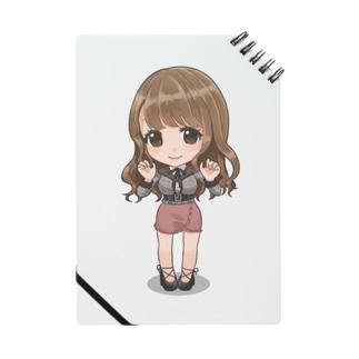 ぽんこつ商店公式グッズ  SDここなし Notes