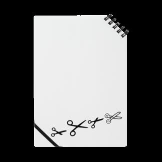 Ot.のハサミ✂︎ Notes